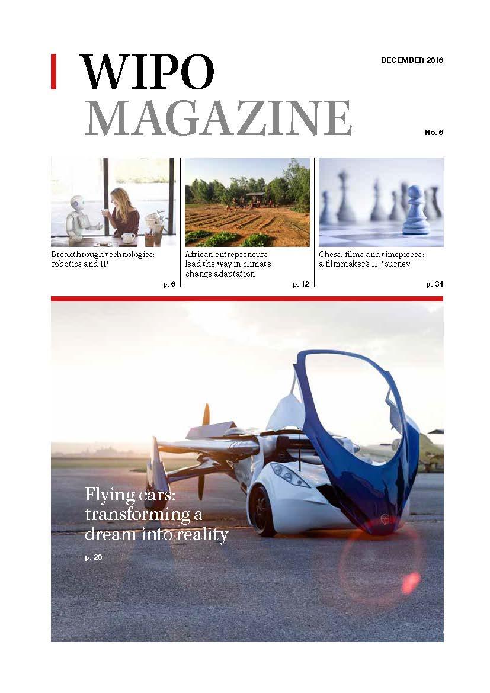 WIPO Magazine December 2016