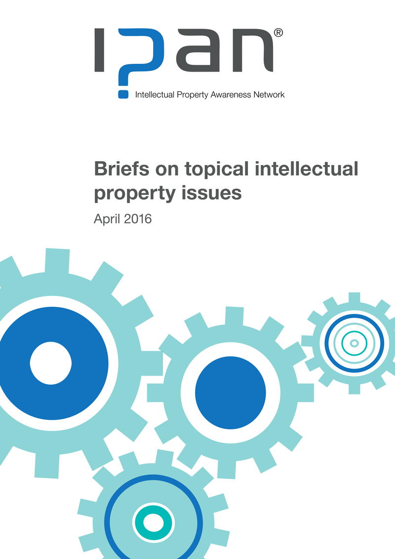 IPAN Issue Briefs 2016 - cover image