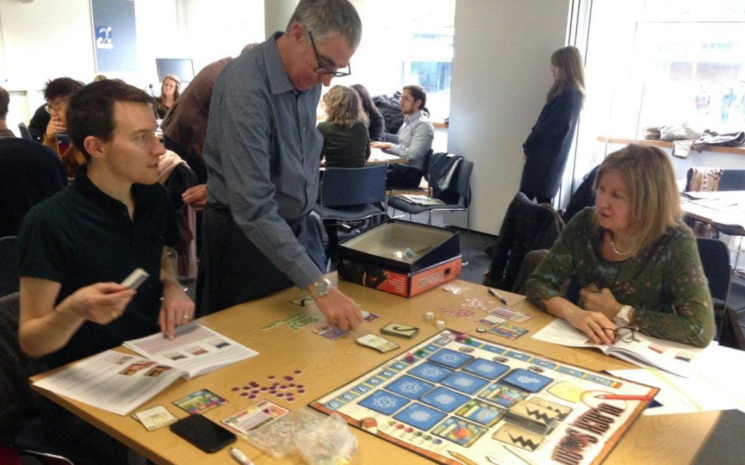Enterprise Educators UK hear about IPAN HEI IP Policies research