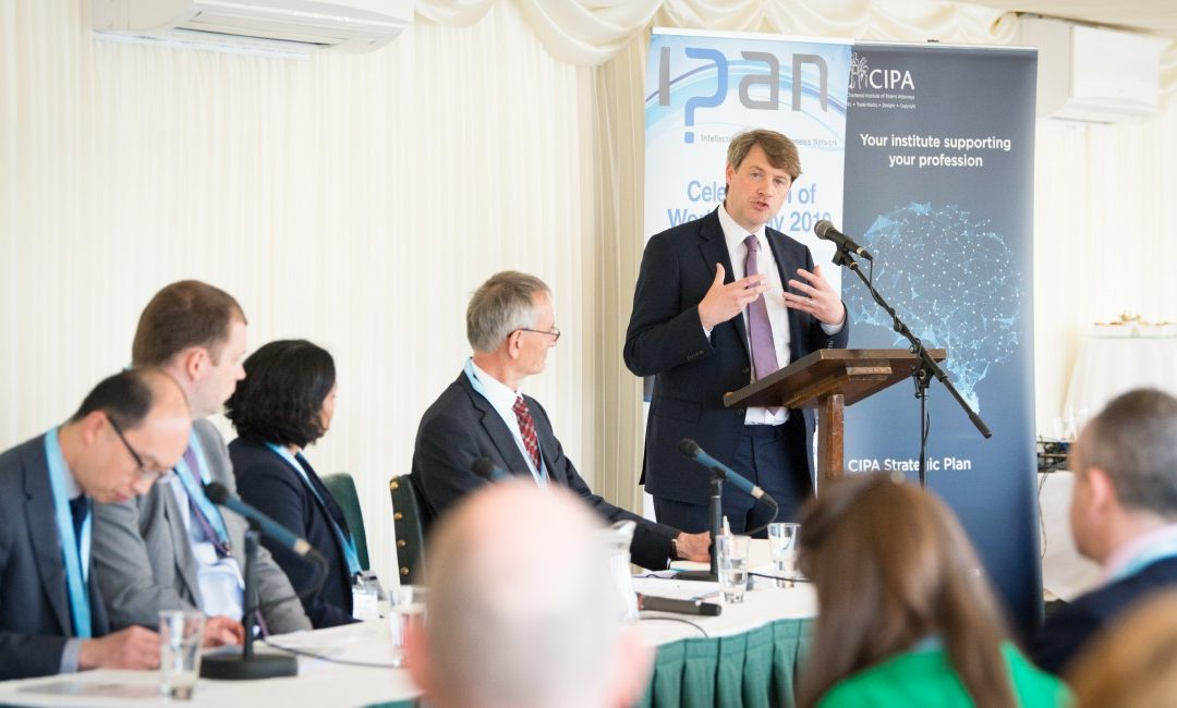 IPAN World IP Day 2019 Industry-Parliament Forum